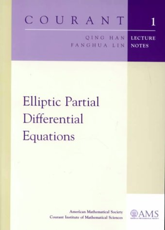 iuch elliptic partial differential equations of second order.