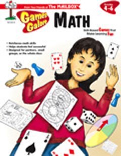 GAMES GALORE MATH GR. 4-6 - 1