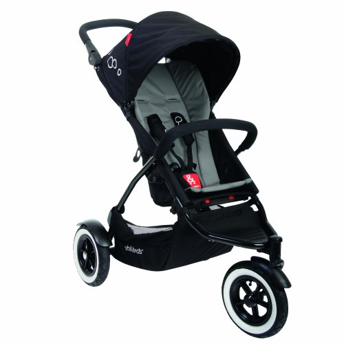 Phil&Teds Dot Buggy Stroller, Flint