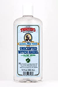 Thayer Unscented Witch Hazel, 12 Fluid Ounce