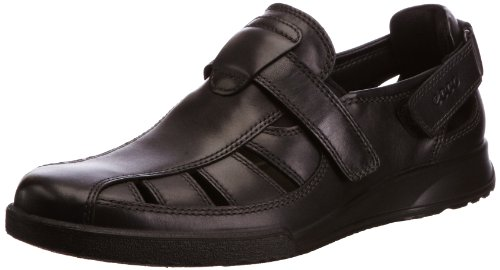 Mens Closed Toe Sandals
