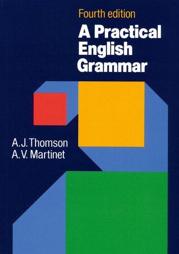 A Practical English Grammar descarga pdf epub mobi fb2