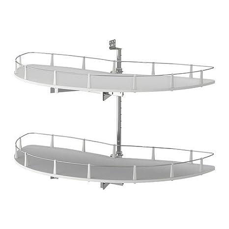 IKEA UTRUSTA - CRNR base del gabinete-nido de montaje - 128 cm