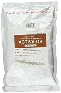 Ajinomoto Activa GS (Transglutaminase Meat Glue), 2.2-Pound Bag
