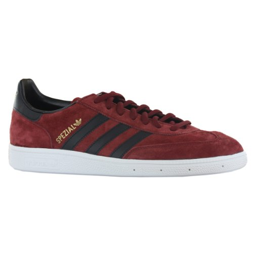official shop better new authentic Adidas Spezial G96488 Burgundy Suede Leather Mens Trainers ...