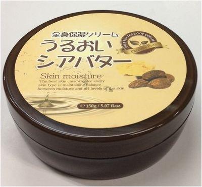 うるおいシアバター 全身保湿クリーム 150g
