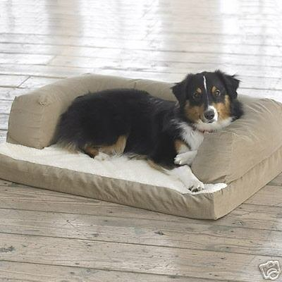 Dog Bed: NEW Extra Large 54