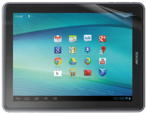 "XtremeGUARD© Archos 97 CARBON 9.7"" TABLET Screen Protector (Ultra CLEAR) at Electronic-Readers.com"