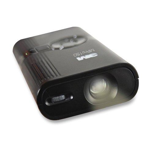 3M MPro150 - LCOS projector - 15 ANSI lumens - VGA (640 x 480) - 4:3