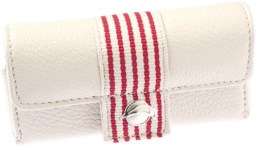 Breeze Housse Universelle - M Coquille d'oeuf /Blanc/Rouge