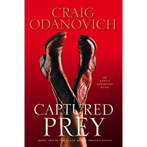 Captured Prey: Book Two in the Black Widow Trainer Series