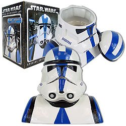 [Star Wars Special Opps Clone Trooper Collector's Cookie Jar] (Astronauts Star Wars)