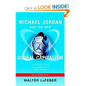 michael jordan and the new global capitalism thesis