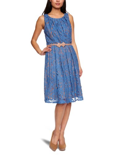 Eva Franco Liberty Sleeveless Women's Dress Blue Belle 10