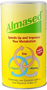 Almased Nutritional Multi Protein Shake Powder, 17.6 oz, 1 Pack