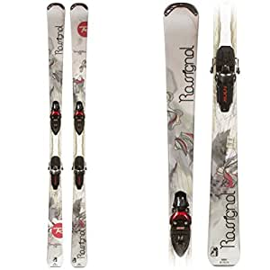 Rossignol Temptation 78 E Womens Skis with