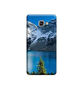 TransMute Premium Printed Back Case Cover With Full protection For Samsung A7 2016 A710 (Designer Case)