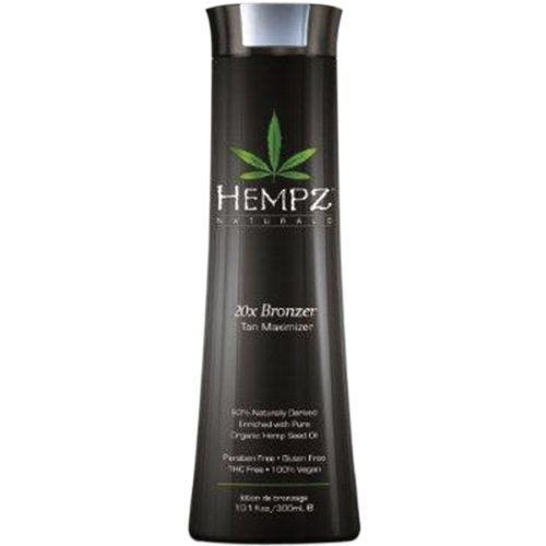 HEMPZ by Hempz 20X BRONZER TAN MAXIMIZER 10.1OZ for UNISEX
