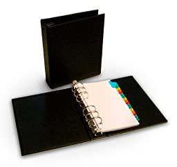 Small Binder with 1 inch Rings