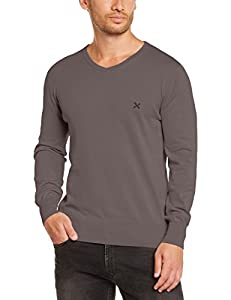 Oxbow F2jomala Pull Homme Anthracite FR : L (Taille Fabricant : L)