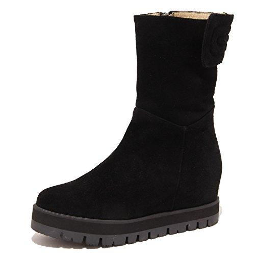 2149P stivale donna PALOMITAS suede nero shoe boot woman [36]