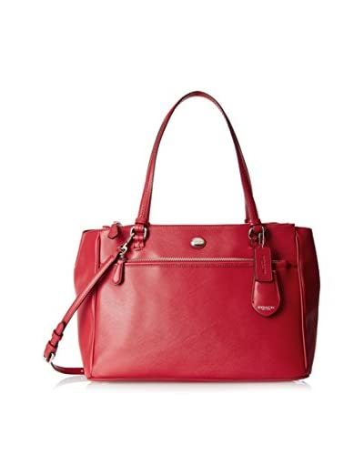 Coach Women's Peyton Jordan Carryall, Red