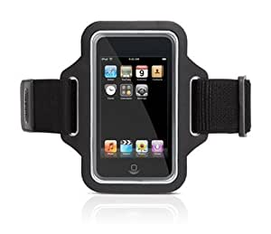 Griffin Streamline Sport Armband for iPod Touch and iPhone (Black)