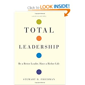Total Leadership - Stewart D. Friedman