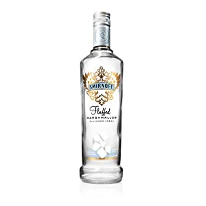 ... - Of Smirnoff Fluffed Marshmallow And Whipped Cream Flavored Vodkas