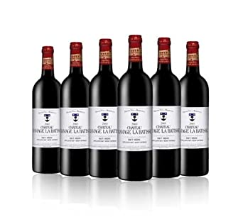 Chateau Ramage La Batisse Red Wine Bordeaux Cru Bourgeois 75cl (Case of 6)