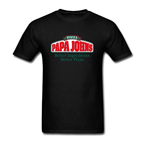 zhengxing-mens-papa-johns-logo-t-shirt-m-colorname-short-sleeve