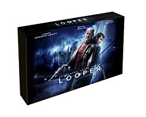 Looper - Coffret Edition Limitée - Blu-Ray + DVD + Copie Digitale [Blu-ray] [Édition Ultime Limitée]