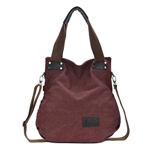 cloudbag-hb30107-canvas-handbag-for-womenfashion-solid-shoulder-bagsmaroon
