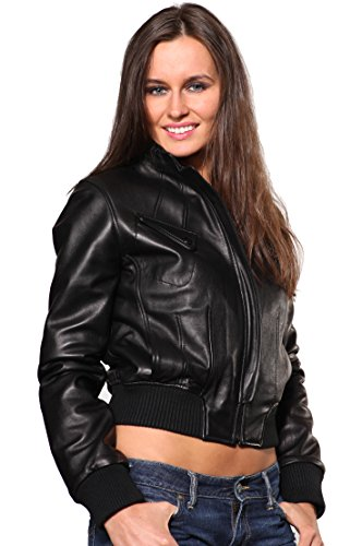 Wilda Women's Rocha Leather Jacket