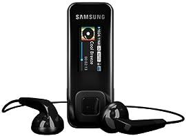 Samsung YP-F3 Sports Clipper MP3-Player mit Clip und 2 GB Speicher schwarz ab 15,90 Euro inkl. Versand