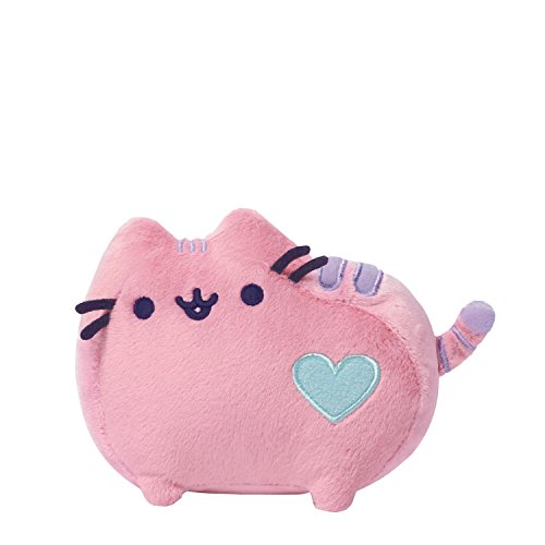 Gund Fun Gund Pusheen Patel Plush, Pink, 6""