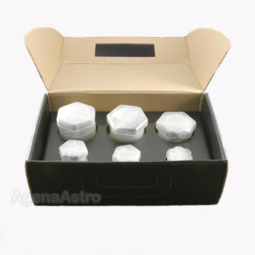 Bresser 70 Degree 6Pc Eyepiece Set Br-Ep70Set-00