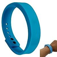 Bwatch Bluetooth 4.0 Smart Wristband Watch Fitness Activity Tracker Bracelet Waterproof-Blue from Bwatch