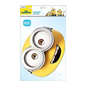 Maskarade Masks - Minions from Despicable Me - Bob and Kevin