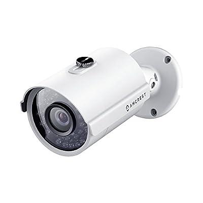 Amcrest ProHD Outdoor 3 Megapixel POE Bullet IP Security Camera - IP67 Weatherproof, 3MP (2048 TVL), IP3M-954 by Amcrest