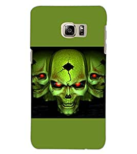Axes Premium Designer Back Cover for Samsung Galaxy Note7 (-d714
