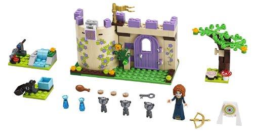 レゴ ディズニープリンセス メリダのハイランドゲーム 41051