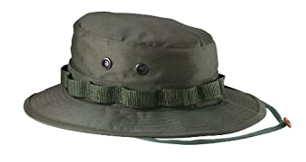5811 Olive Drab Boonie Hat (Size 7)