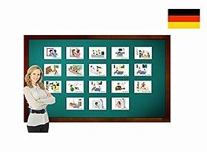 Amazon.com: Daily Routines Flashcards in German - Bildkarten