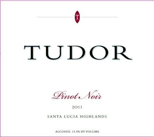 2011 Tudor Wines Santa Lucia Highland Pinot Noir 750 Ml