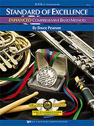 PW22HF - Standard of Excellence Enhanced Book 2 French Horn
