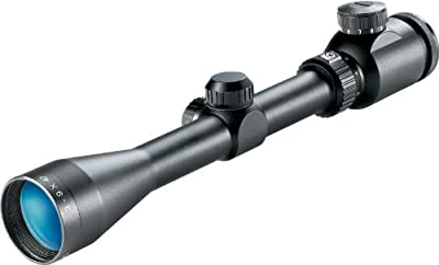 Tasco World Class 3-9x40mm Matte, Illuminated Reticle Riflescope by Bushnell