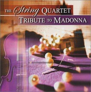 String Quartet Tribute to Madonna