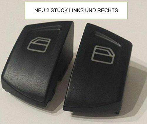 2x Für Mercedes Vito W639 Sprinter II 906 Fensterheber Schalter Tasten Taster Schalter Knopf