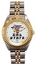 Cal State Northridge Matadors Ladies Executive Stainless Steel Sports Watch